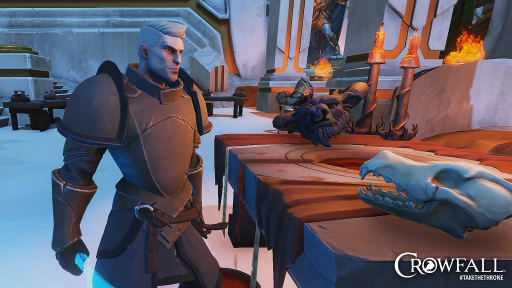 Crowfall The Fortunes of War Crafting