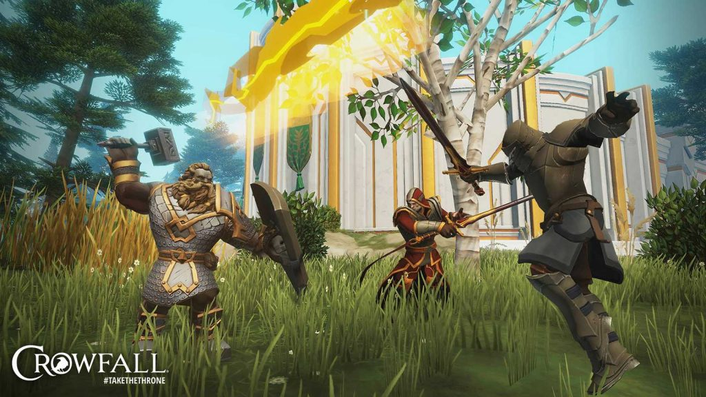 Crowfall The Fortunes of War PvP