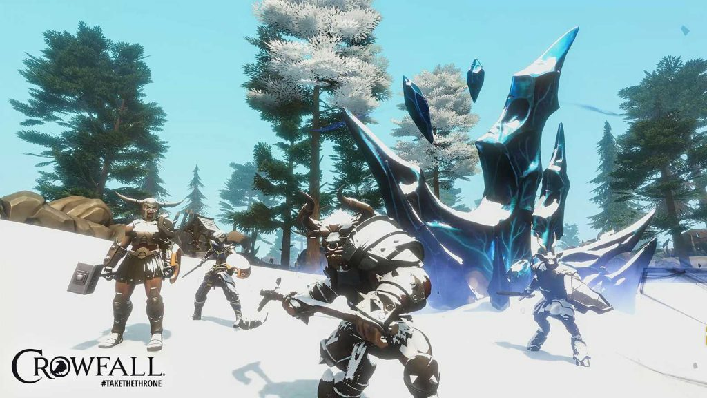Crowfall The Fortunes of War Winter und Hunger