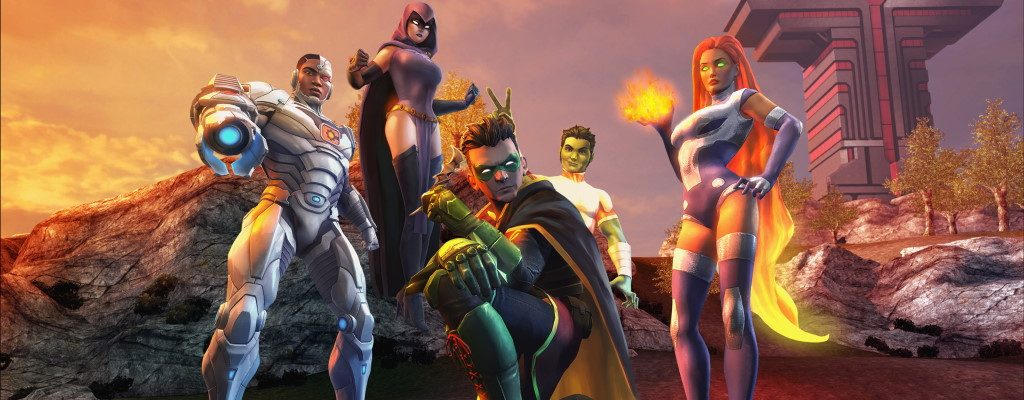 DC Universe Online Switch Aufmacher