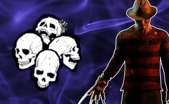 Dead by Daylight Freddy 4 Kill title 1140×445