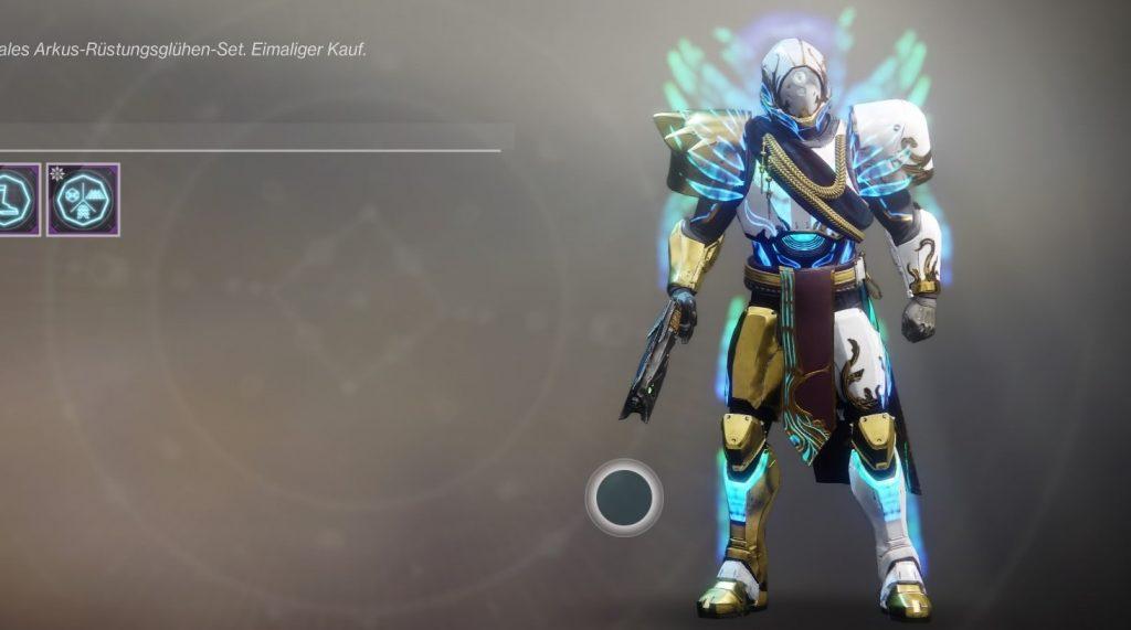 destiny 2 rüstungsglühen