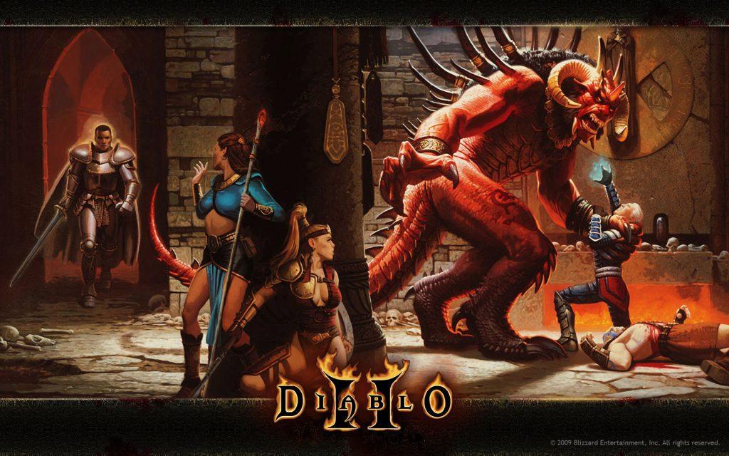 Diablo 2 Wallpaper