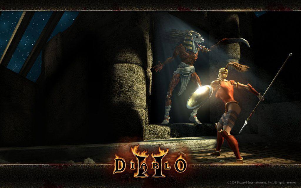 Diablo 2 Wallpaper 2