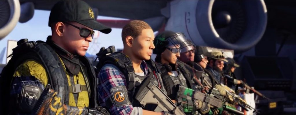 Raid Team division 2
