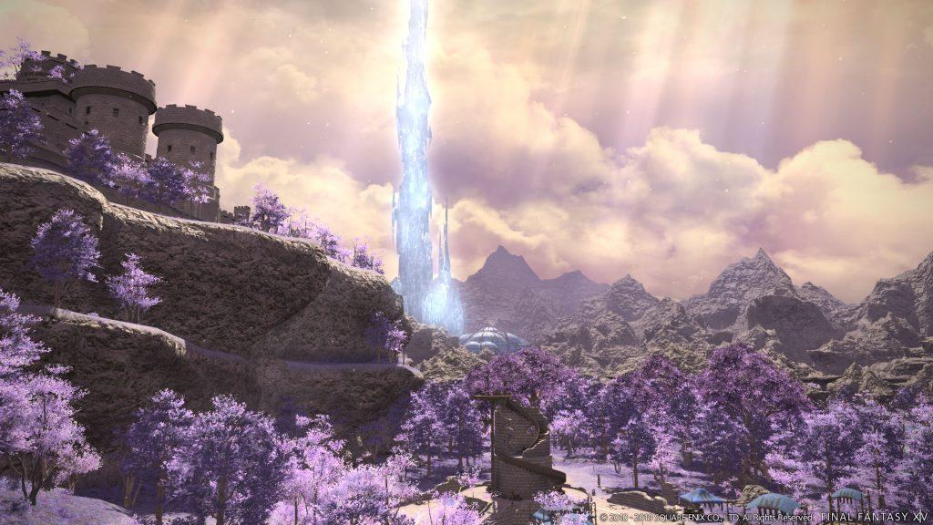 final fantasy xiv lakeland gebiet