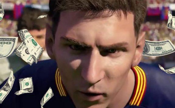 FIFA Messi Geld Titel
