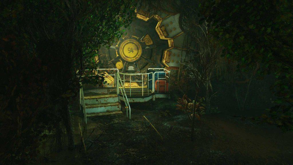 Fallout 76 Vault 94 Raid Eingang
