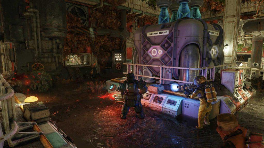 Fallout 76 Vault 94 Raid Reactor