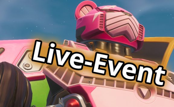 Fortnite Live Event Titel 3