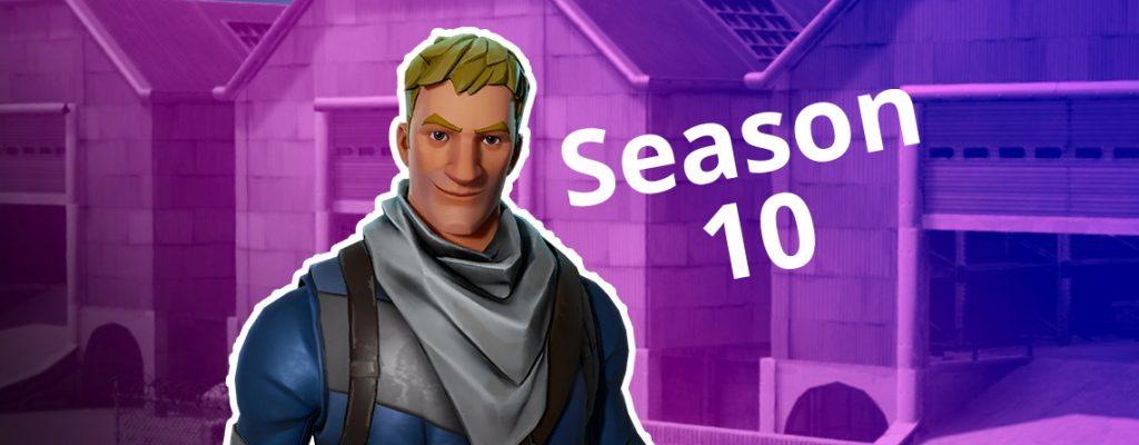Fortnite Season 10 Teaser Titel