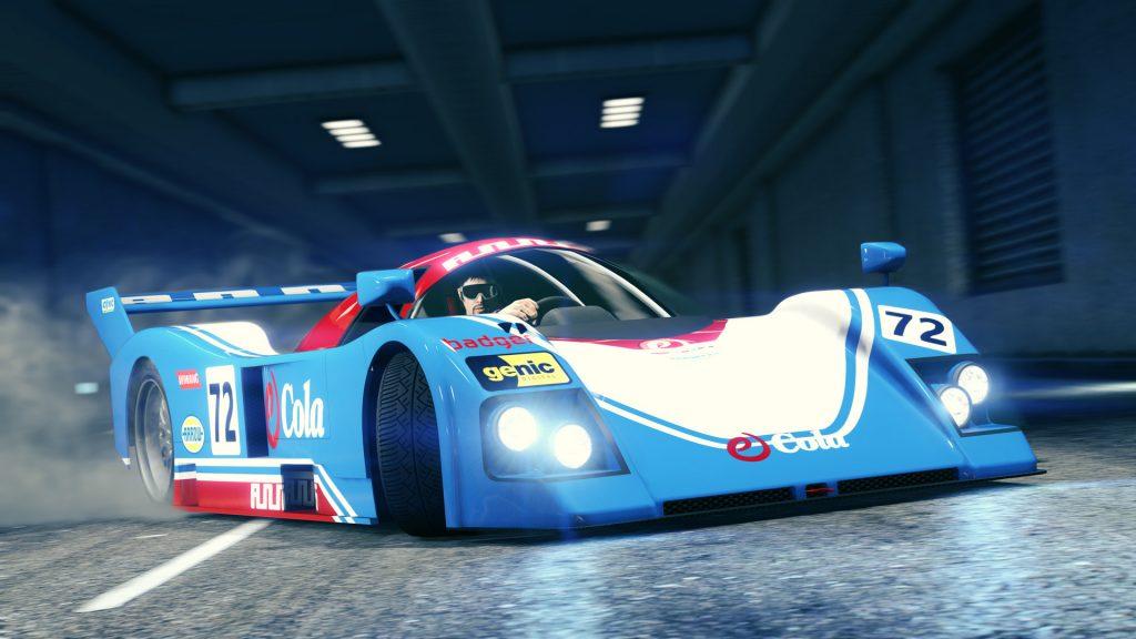 GTA Online Annis S80RR