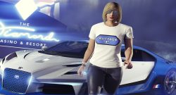 GTA Online Casino Auto Titel