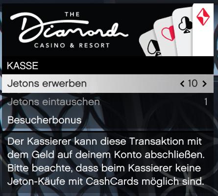 GTA Online Casino Cash Cards Shark Cards