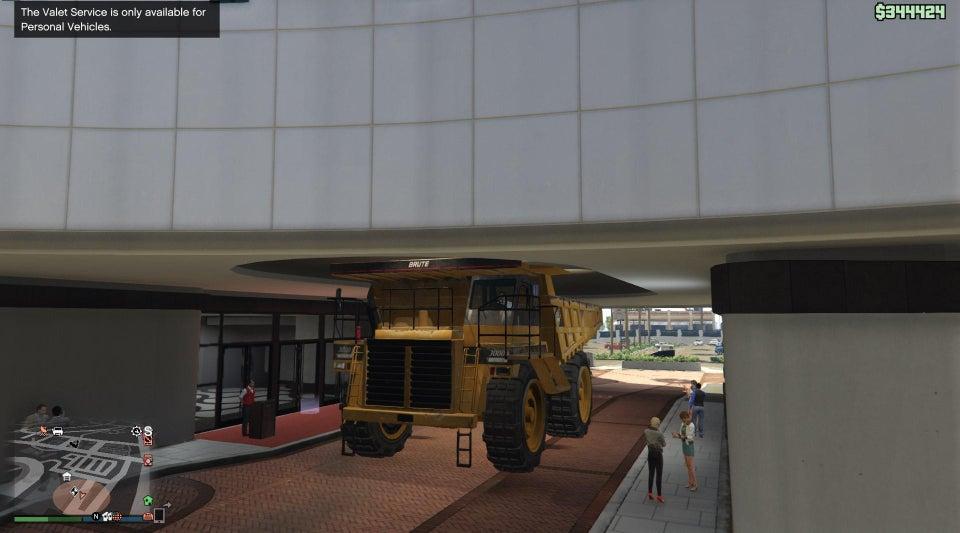 GTA Online Lader