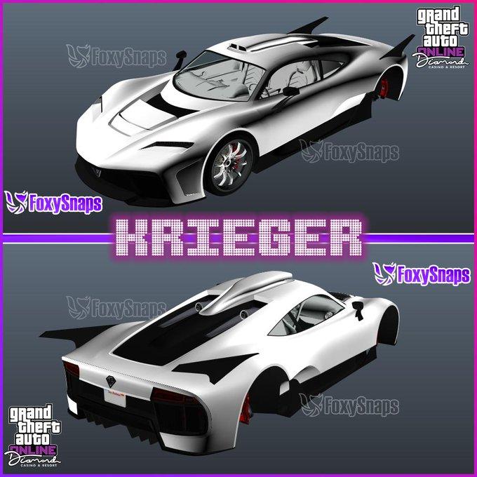 GTA Online Leak Krieger