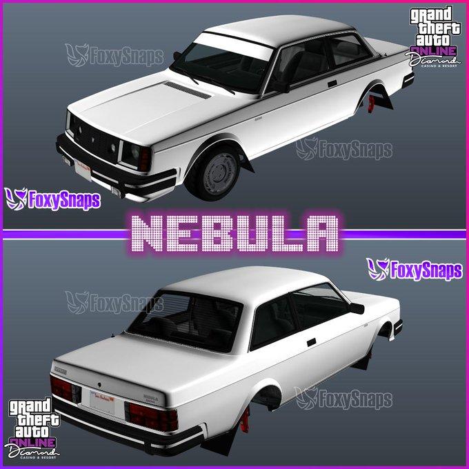 GTA Online Leak Nebula