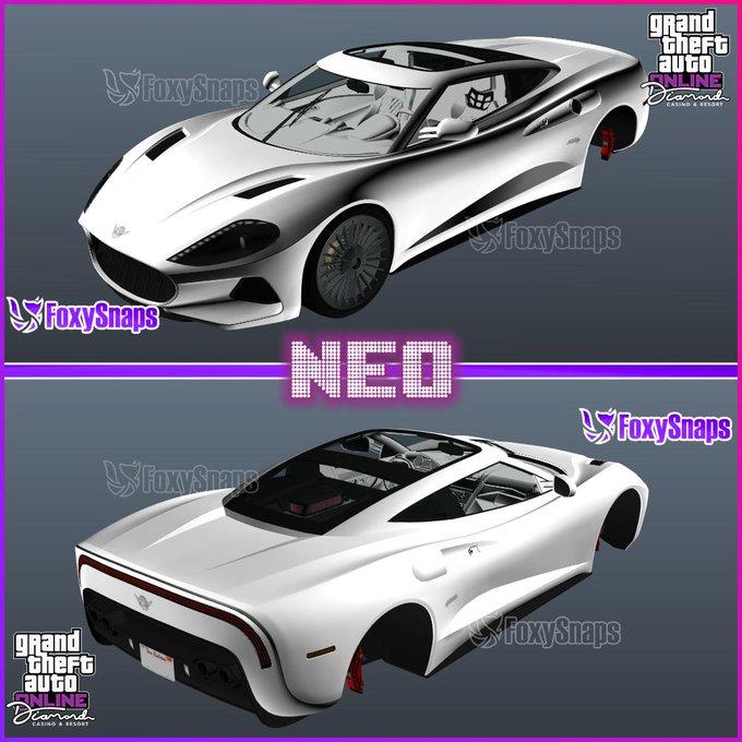 GTA Online Leak Neo