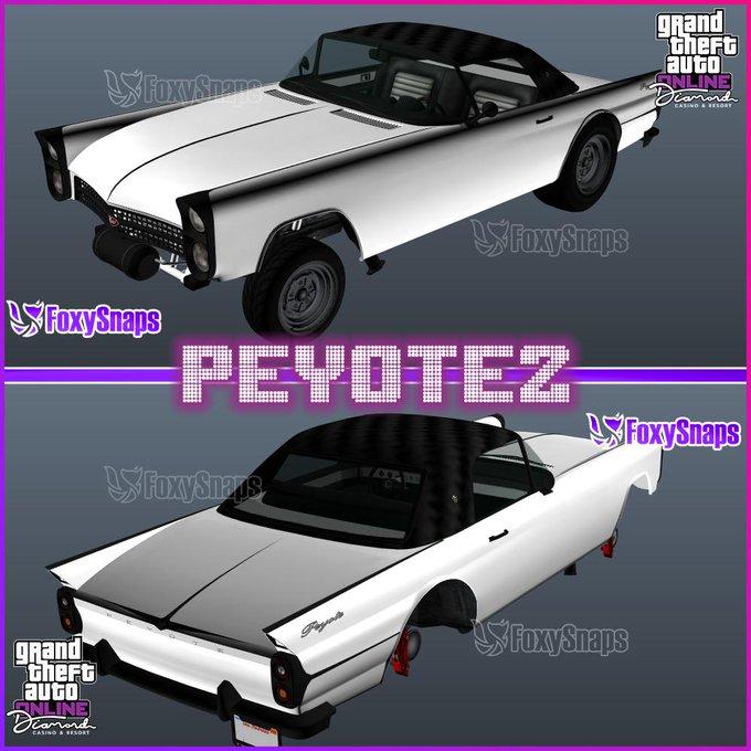 GTA Online Leak Peyote 2