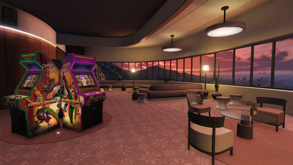 GTA Online Penthouse 2