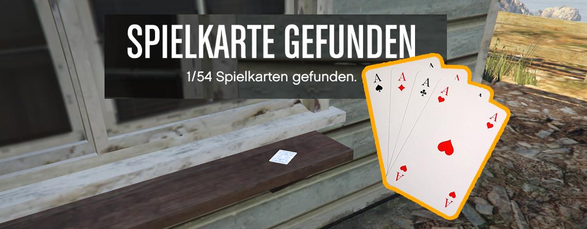 GTA Online: Spielkarten finden – Alle 54 Fundorte der neuen Schatzsuche