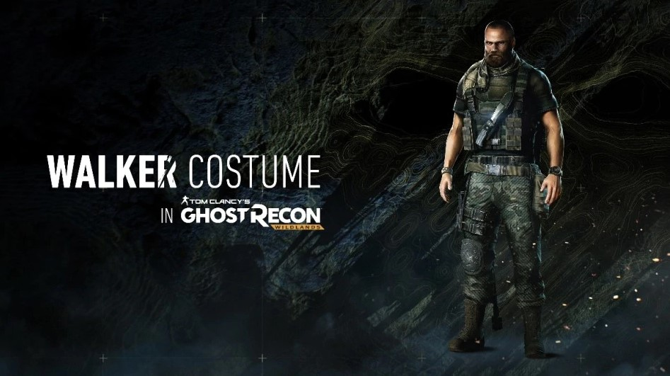 Ghost Recon Wildlands Kostüm