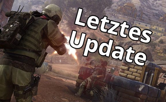 Ghost Recon Wildlands Update Titel 2