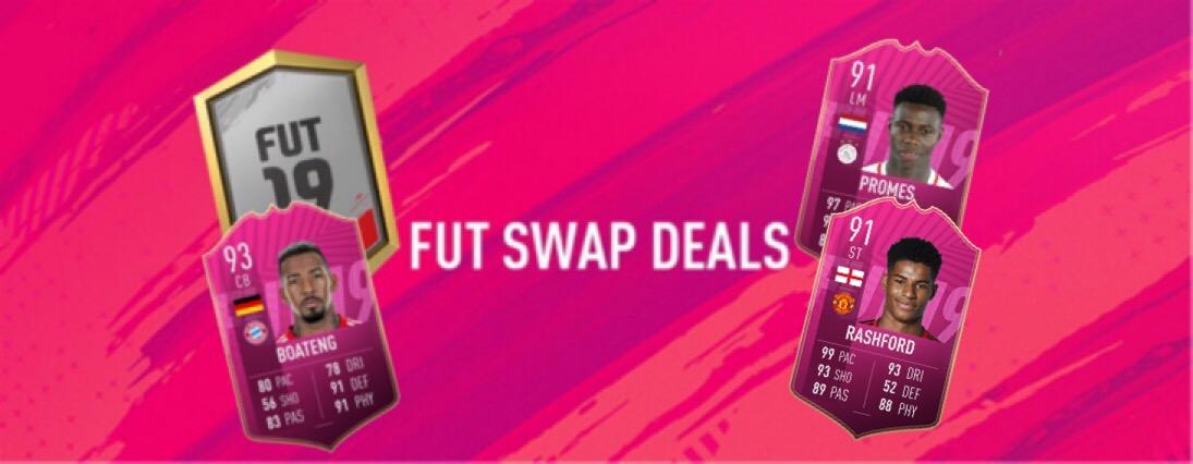 FIFA 19: Die FUT Swap Deals im Juli – Alle Infos zu Tausch-Objekten
