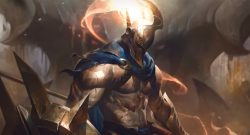LoL: Pantheon 100% Bann-Rate in den Worlds – Warum ist er so stark?