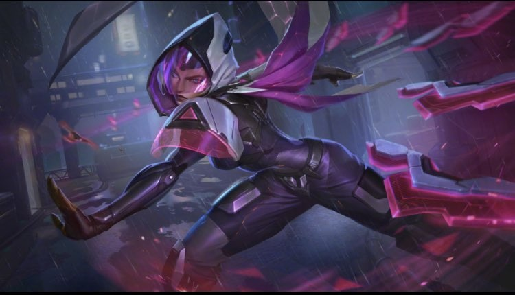 LoL Project Irelia