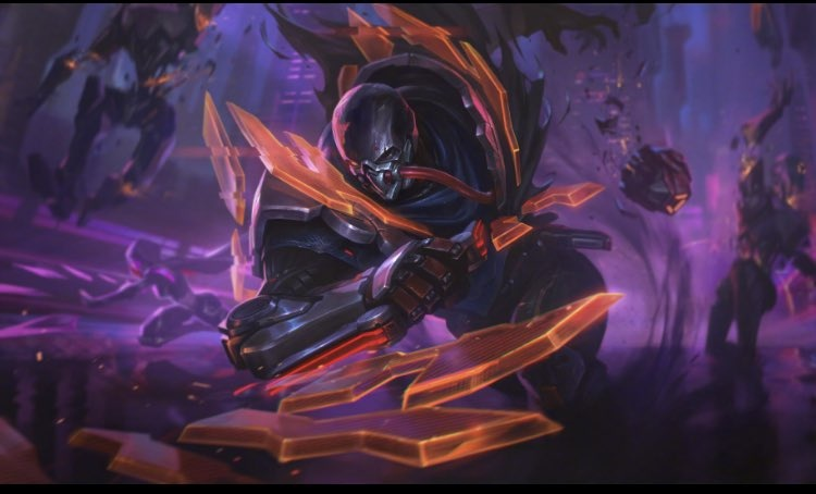 Lol Project Pyke (2)