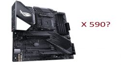 Gibt es bald X590-Mainboards von Asus