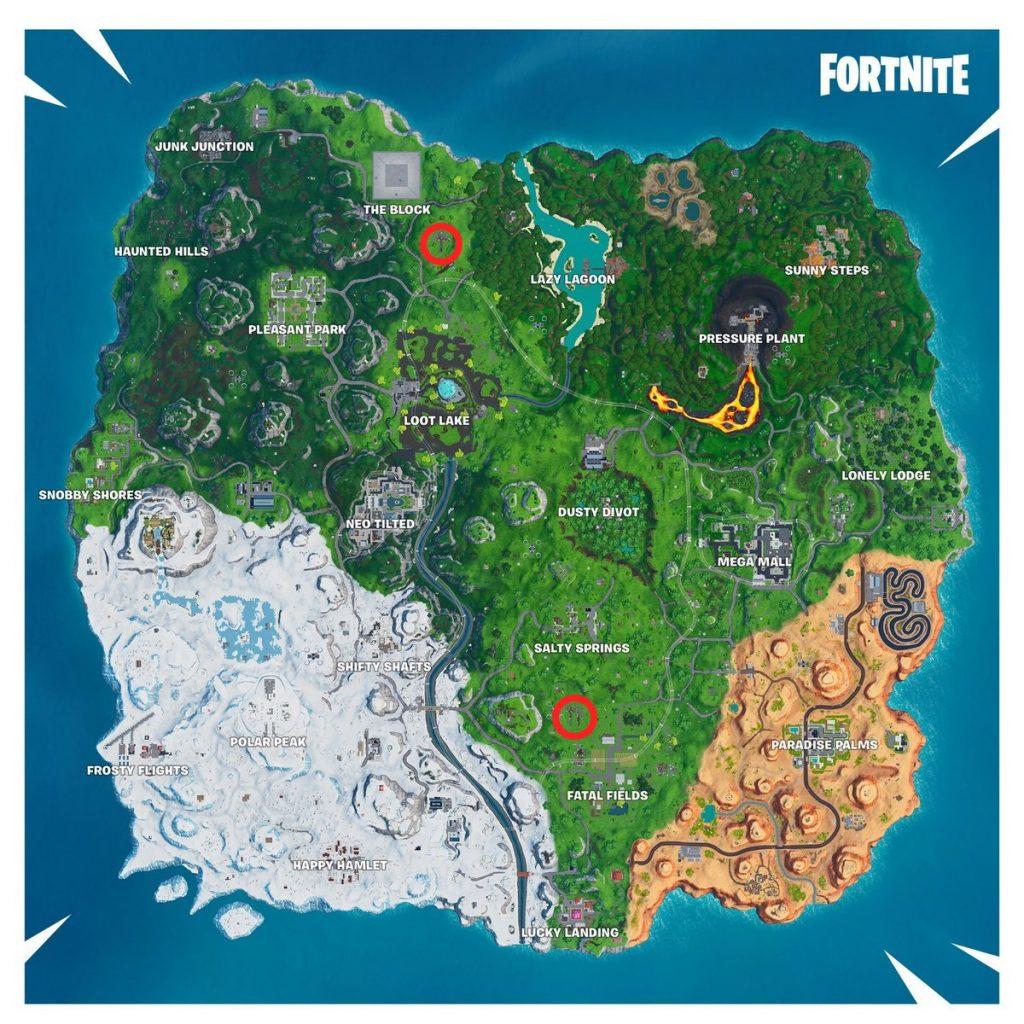 Map Stein