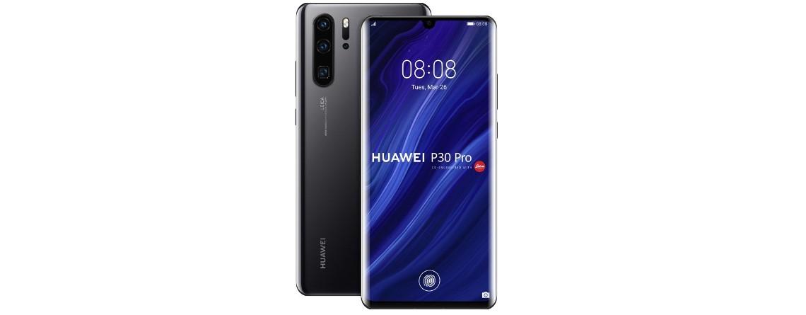 Top-Smartphone Huawei P30 Pro mit Tarif bei MediaMarkt extra günstig