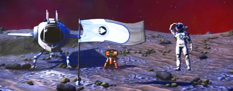 Nur Spieler von No Man's Sky verstehen, warum dieser Screenshot so genial ist