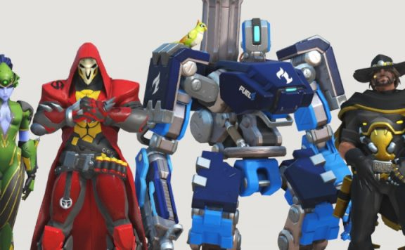 Overwatch League Skins title 1140×445