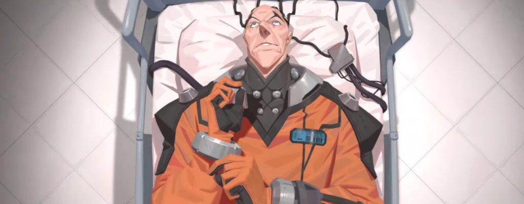 """Uthållighet ekvator fjäril  Overwatch-Chef wusste, dass Sigmas nackte Füße """"ein Ding werden"""""""