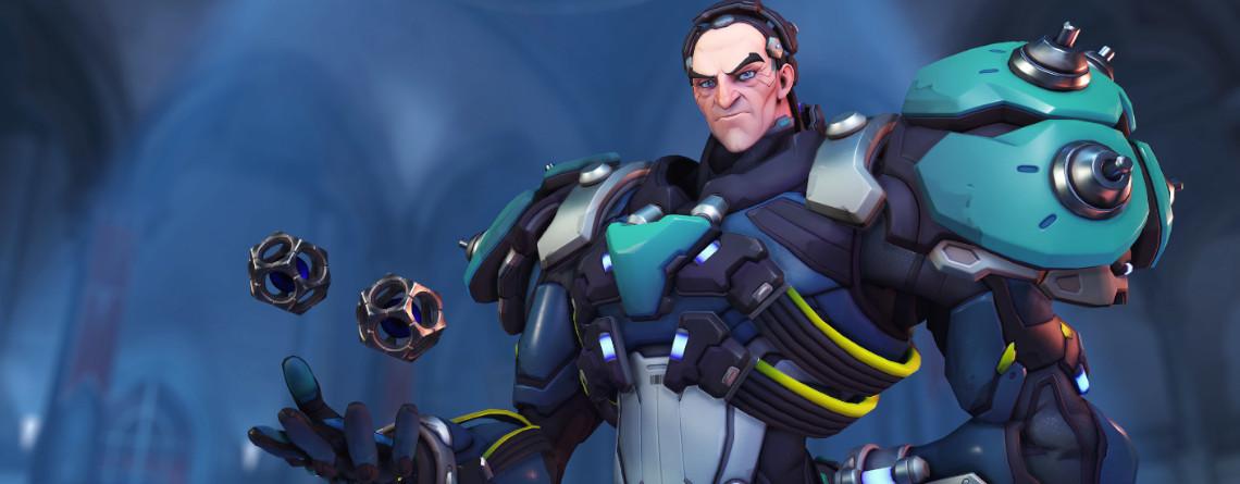 Das sind die Fähigkeiten von Sigma, dem neuen Overwatch-Helden
