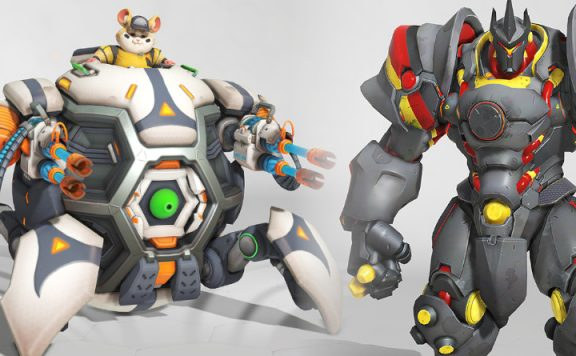 Overwatch Summer Games Hammond Reinhardt title 1140×445