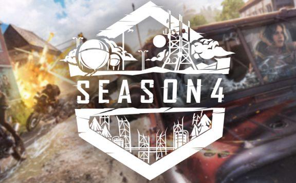 PUBG Season 4 Titel