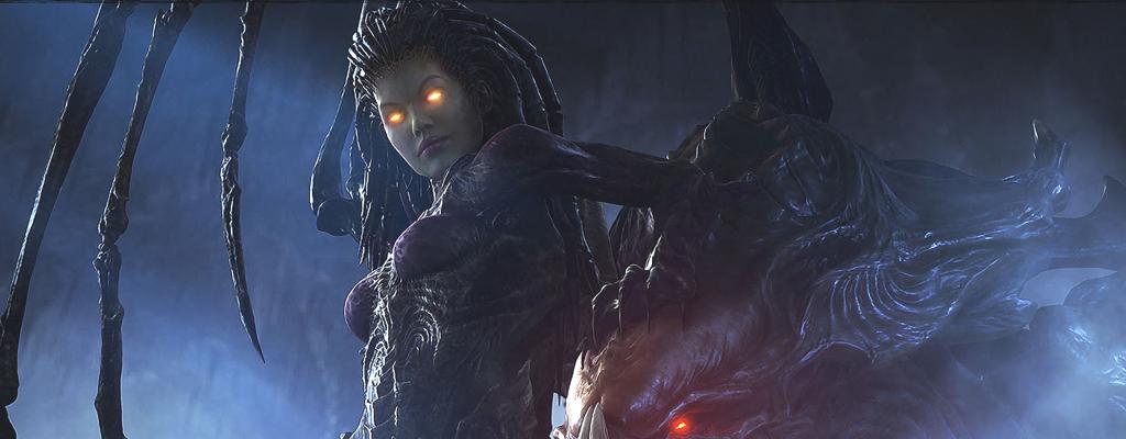 In Starcraft 2 spielt Ihr Ranked bald nicht mehr nur gegen Menschen – Killer-KI unterwegs