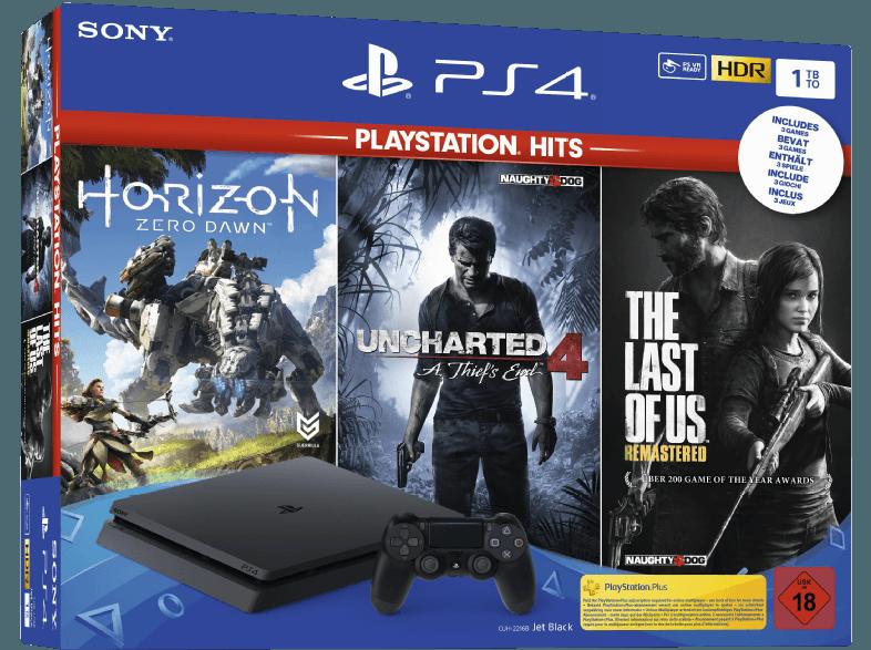 PS4 Slim PlayStation Hits Bundle