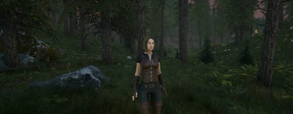 Von Witcher und Elder Scrolls inspiriertes MMORPG startet bald in die Alpha
