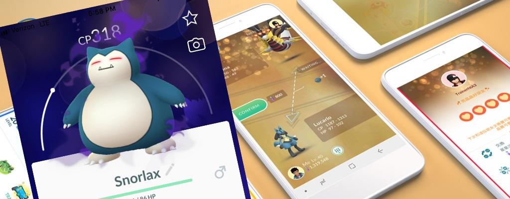 Pokémon GO: So leicht bekommt Ihr gerade Pokémon auf 100% IV