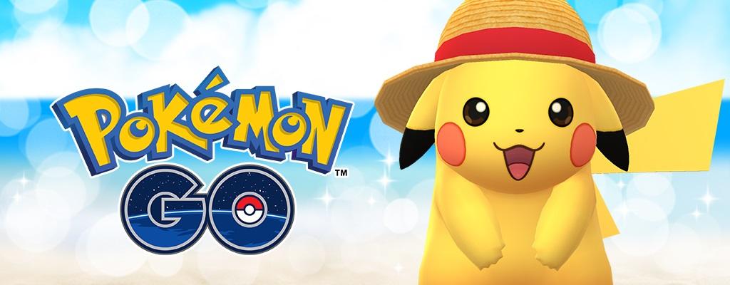 In Pokémon GO gibt's nun ein neues Pikachu mit Hut – So bekommt ihr es