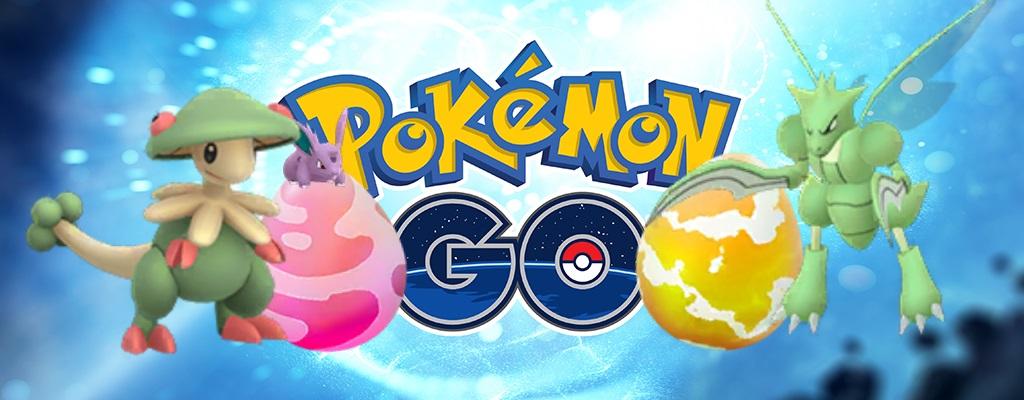 Neue Raid-Bosse in Pokémon GO bringen seltene Shinys vom GO Fest