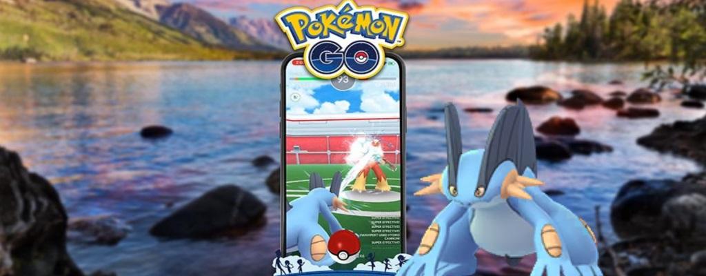 Pokémon GO: Sumpex kann noch eine 2. neue Attacke lernen – Wie stark ist sie?