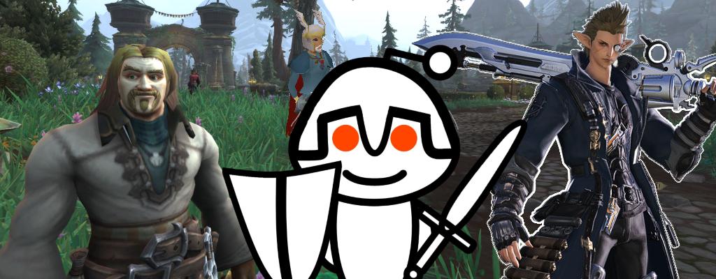 Diese 10 MMORPGs haben aktuell die größten Communitys auf Reddit