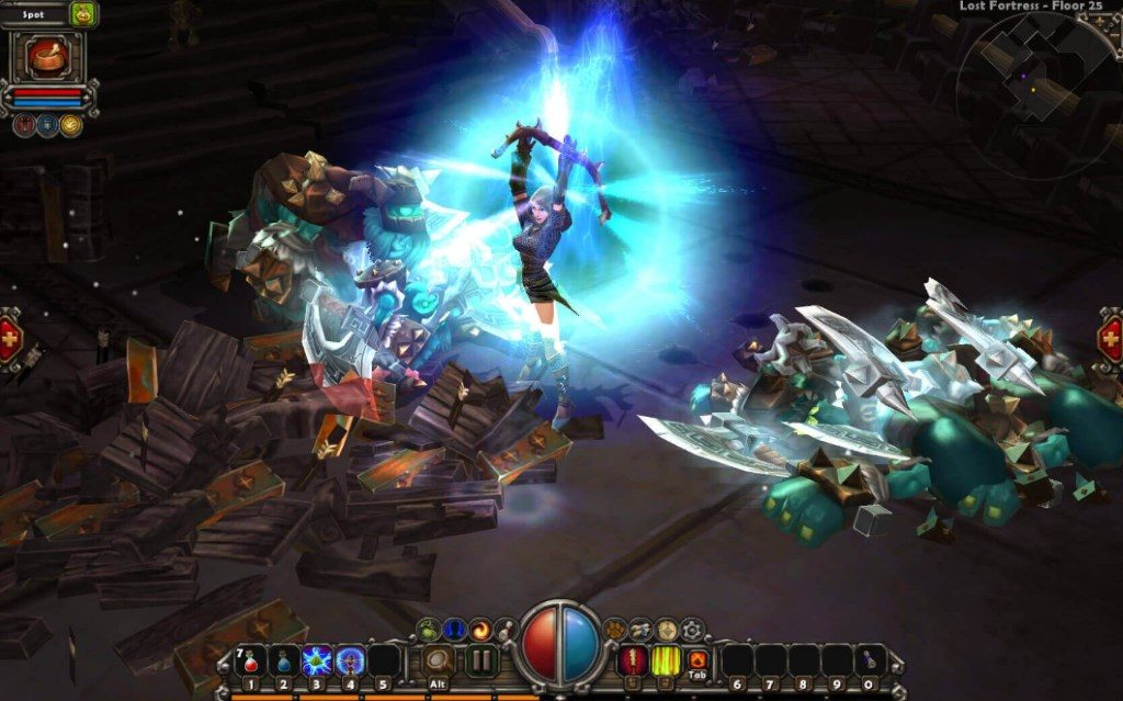 Torchlight 1 Screenshot