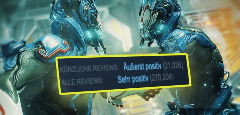 Warframe Steam Reviews